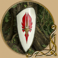 LARP Elf Shield